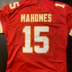 Kansas City Chiefs - Mahomes Jersey